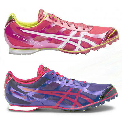NEW Lady Asics Hyper Rocketgirl 6 Track Shoes Spikes - Choose Size and Color