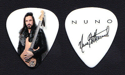 Extreme Nuno Bettencourt Signature Photo Guitar Pick - 2016 Rihanna