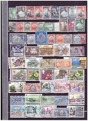 Bermuda unchecked ranges from old collection