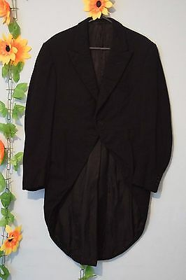 vintage  1950s moss bros tailcoat