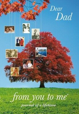 Dear Dad, from you to me Tree design (Journals of a Lifetime) (Ha...
