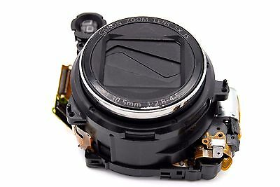 Canon Powershot G12 Camera Zoom Lens Focus Unit Assembly OEM Part With CCD A0962