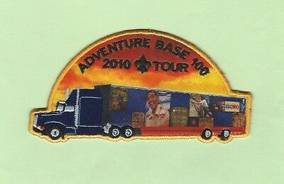 2010 Bsa Adventure Base 100 Tour Patch