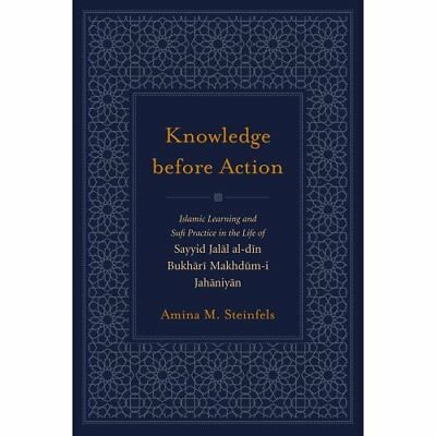 Knowledge before Action: Islamic Learning and Sufi Prac - Hardcover NEW Amina M.