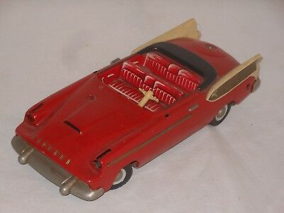 Schuco Vintage Tintoy Synchromatic Packard 5700 / 5710 Rote Variante Germany 17
