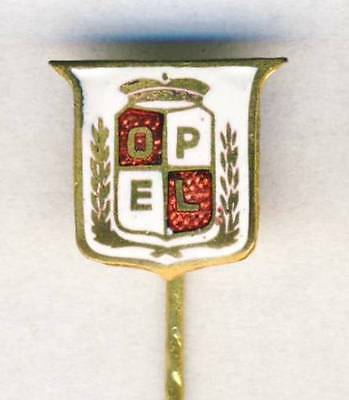 OPEL Nadel Pin BADGE Auto ABZEICHEN