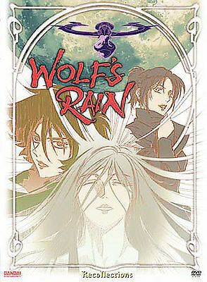 Wolf`s Rain - Recollections (Vol. 4) -  (UK IMPORT)  DVD NEW
