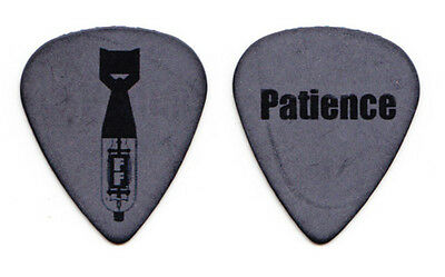 Foo Fighters Dave Grohl Patience Guitar Pick - 2008 Echoes Tour
