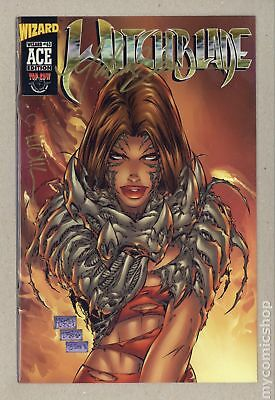 Witchblade Wizard Ace Edition (1996) #1 VF- 7.5