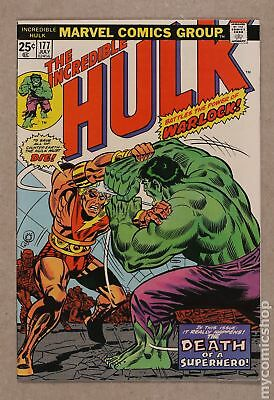 Incredible Hulk (1962-1999 1st Series) #177 FN+ 6.5
