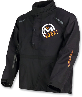 Moose Racing S18 XCR Pullover Jacket / Black - All Sizes