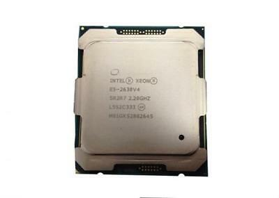 Intel Xeon E5-2630 v4 2.20GHz 25MB 10-Core 8GT/s LGA2011-3 Processor CPU SR2R7