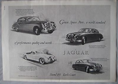 Jaguar Original advert No.2