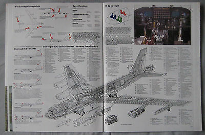 Warplane Issue 52 Beechcraft King Air Cutaway and Poster