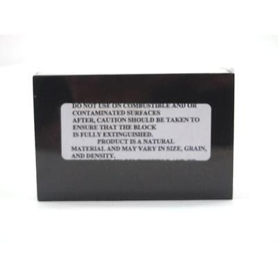 """Charcoal Soldering Block 7"""" x 4 """"x 1 1/2"""" Individually Boxed"""