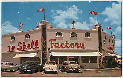 The Shell Factory, Fort Meyers, Florida