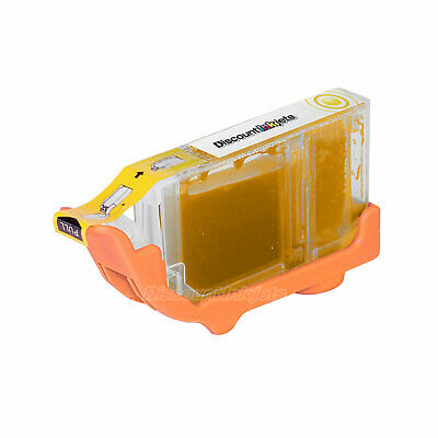 CLI8 YELLOW Printer Ink Cartridge For Canon WITH CHIP