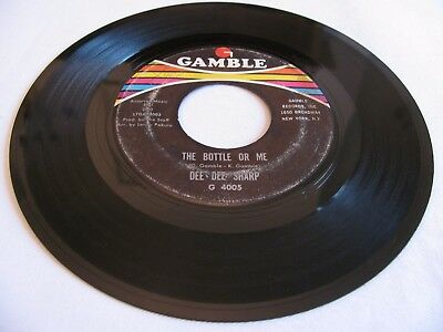 Dee Dee Sharp - The Bottle Or Me / You're Gonna Miss Me (When I'm...) - Gamble