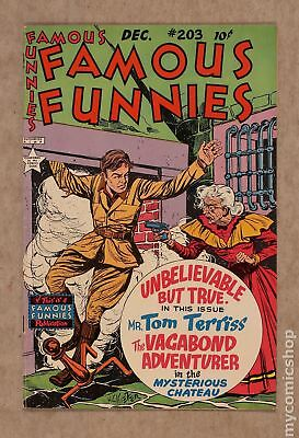 Famous Funnies (1934) #203 FN/VF 7.0
