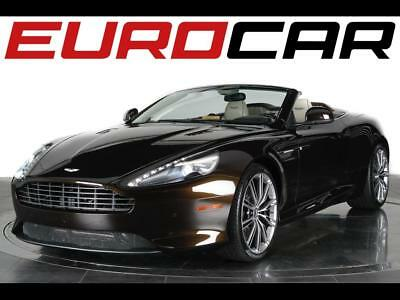 2012 Aston Martin Other Volante Convertible 2-Door 2012 Aston Martin Virage/DB9 - STUNNING COLOR COMBINATION, PRISTINE