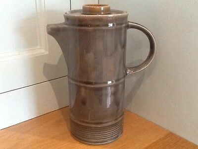 Arklow Erin Stone Brendan Coffee Pot Made in Ireland Excellent Condition