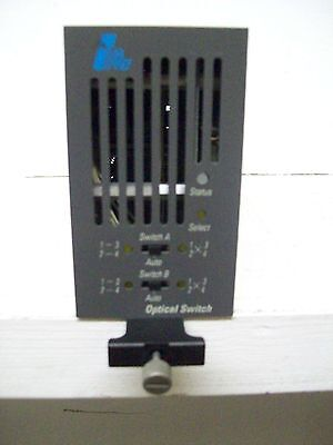 Harmonic HOS7000H-22AS-1 Fiber Optic Switch Fast Shipping!!!