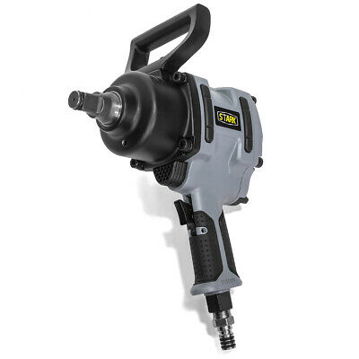 "3/4"" heavy duty Air Impact Wrench 1200FT/LB Twin Hammer Short Shank Pistol Type"