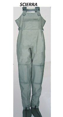 STIVALI BREATHABLE CHEST WADER AIRSPRITE SCIERRA mis. XL x FLY FISHING