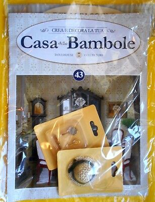 Miniature Per Casa Delle Bambole-Rba-Dollhouse Collectors N.43