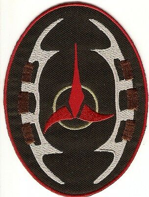 + STAR TREK Aufnäher Patch KLINGON WARRIOR