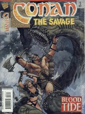 Conan the Savage (1995) #3 VF