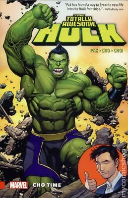 Totally Awesome Hulk TPB (2016- Marvel) #1-1ST NM