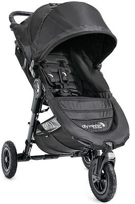 Baby Jogger City Mini GT Compact All Terrain Stroller Black NEW