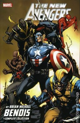 New Avengers TPB (2017 Marvel) The Complete Collection by Bendis #4-1ST NM