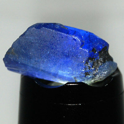 105 Cts Certified Rare Huge Finest Blue Natural Tanzanite Facet Rough