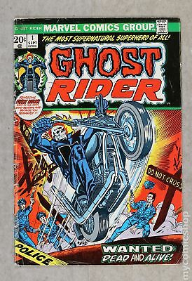 Ghost Rider (1973 1st Series) #1 GD/VG 3.0