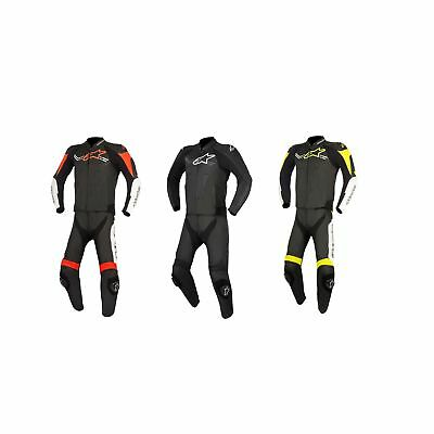 Alpinestars Motorcycle/Bike Challenger V2 Two 2-Piece Leather Riding Suit
