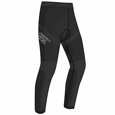 RST Motorcycle/Bike Tech X Coolmax Base Layer Pants/Trousers In Black