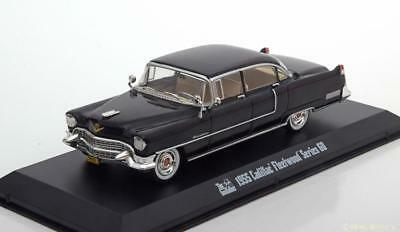 1:43 Greenlight Cadillac Fleetwood Series 60 The Godfather 1955 black