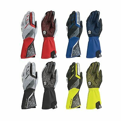 Sparco Motion KG-5 Adult Karting/Go-Kart Race Track/Racing Gloves