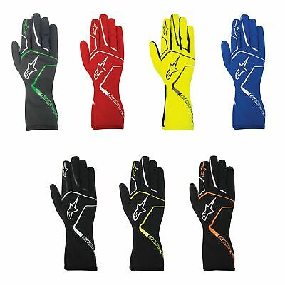 Alpinestars Go Kart / Karting Tech 1-K Race Spandex Gloves - 355-2017