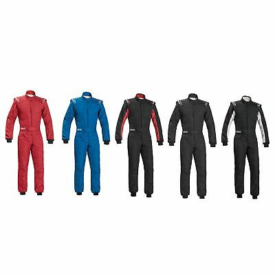 Sparco Sprint RS-2.1  Car Race/Racing/Driving/Rally/Track FIA Approved Suit