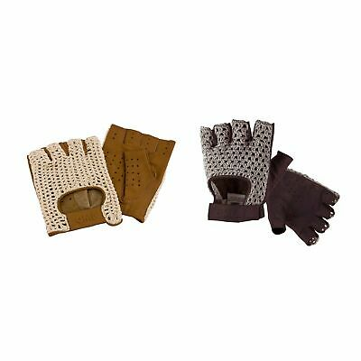 OMP Classic / Vintage Car / Racing Tazio Stringback Driving Gloves - IB747