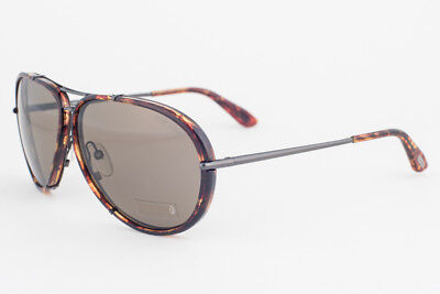 TOM FORD SUNGLASSES TF109 CYRILLE TF 109 HAVANA 14P