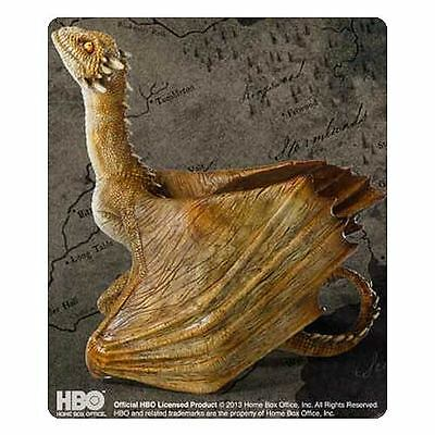 Noble Collection : Game of Thrones Viserion Baby Dragon - (New)