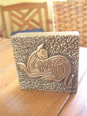 Book of Kells Cat Souvenir, product of Wild Goose Studio, Ireland
