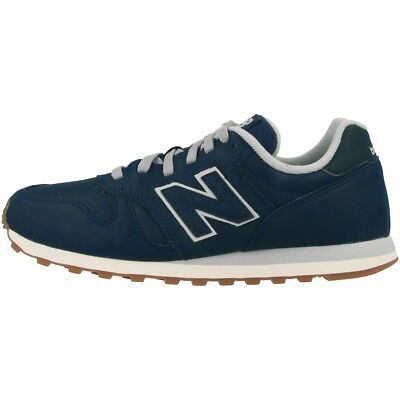 NEW Balance ML 373 NAV Scarpe Navy Grey ml373nav Tempo Libero Sneaker m373 410 574