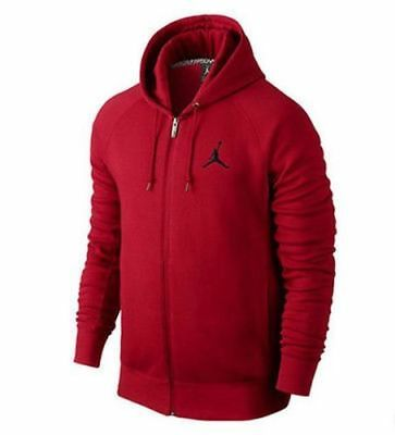 e6cabb5d Nike Jordan Jumpman Brushed Men's Hoodie Asst Sizes New With Tags 688995 687