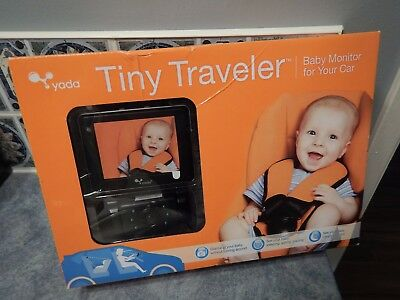 Yada BT50424F-1 TINY TRAVELER Baby Monitor for Your Car
