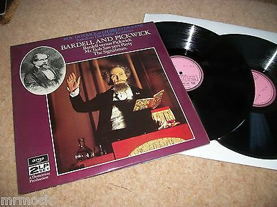 Roy Dortrice As Charles Dickens- Bardell & Pickwick- Double Vinyl Album